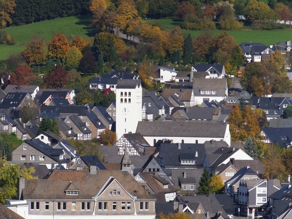 Bad fredeburg pastoralverbund schmallenberg eslohe for Schaukelstuhl bad fredeburg